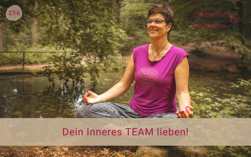 Inneres Team lieben