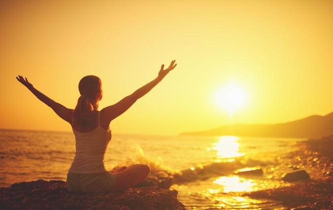 Freude und innere Ruhe