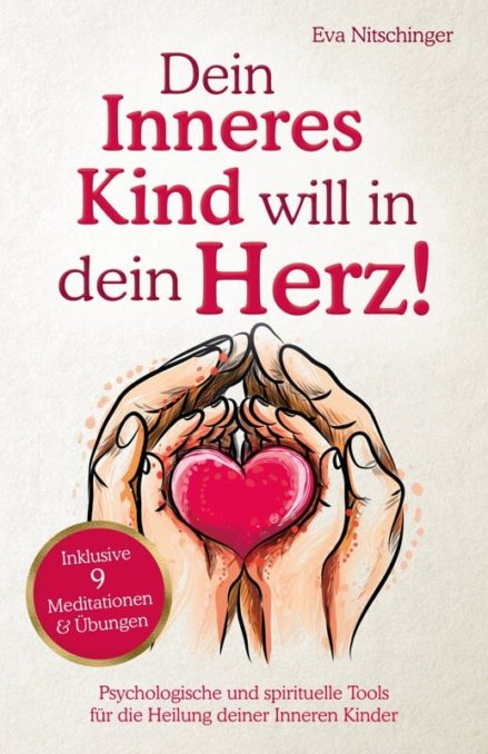 "Cover E-Book ""Dein Inneres Kind will in dein Herz!"""