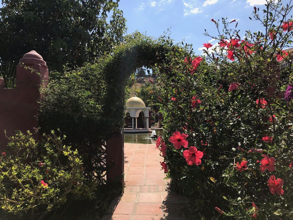 Selbstliebe Retreat Andalusien Casa Morisco