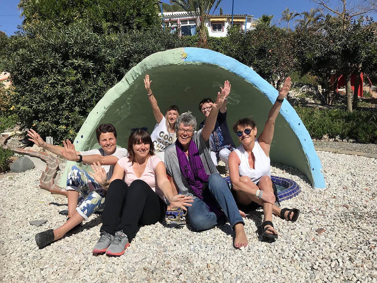 Selbstliebe Retreat Andalusien
