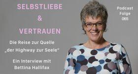 """Die Reise zur Quelle / """"der Highway zur Seele"""" – ein Interview mit Bettina Hallifax [SuV065]"""