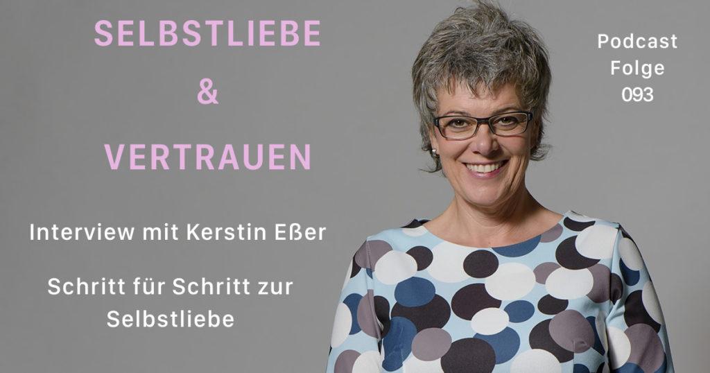 Interview mit Kerstin Eßer – Schritt für Schritt zur Selbstliebe  [SuV093]